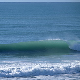 Small Swell at Pines, Wainui Beach - Pines
