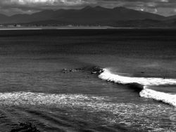 lovely reef break, Inch Reefs photo