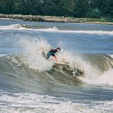 Zizi snap, Tungku Beach or KM26