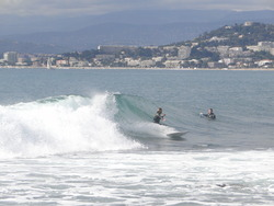 Island swell, Cannes photo
