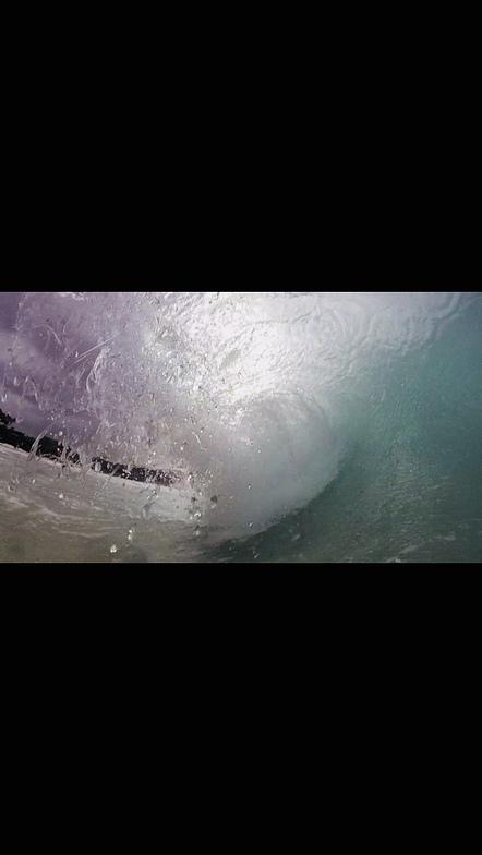 Barrel, Kua Bay