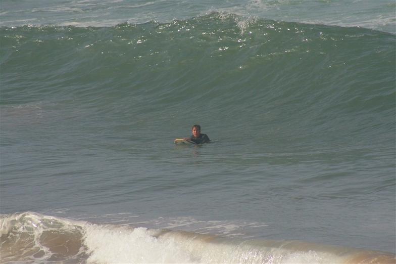 Bodyboard Wedge Shorebreak, Tifnit