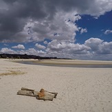 Parkiri, Pakiri beach