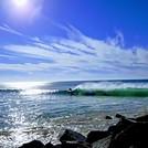 The right hander, Praia da Rocha
