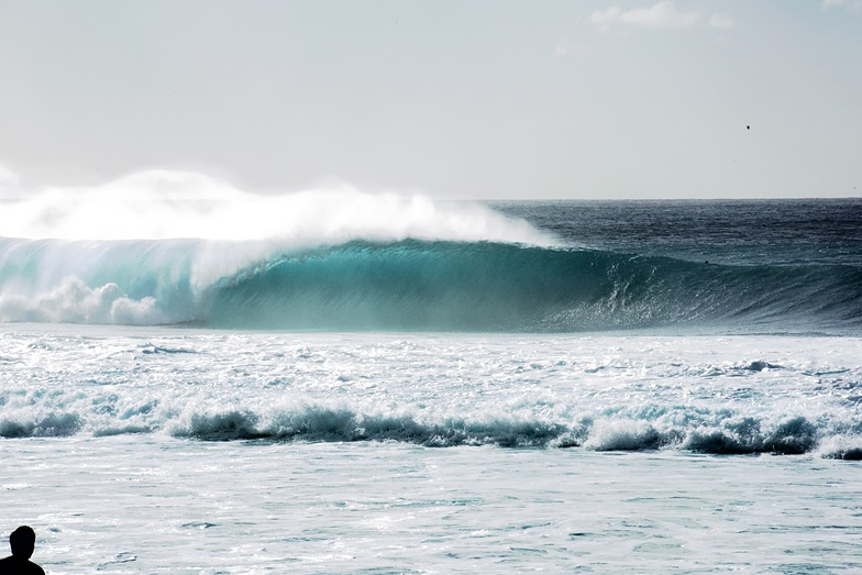 Overhead, Banzai Pipeline and Backdoor
