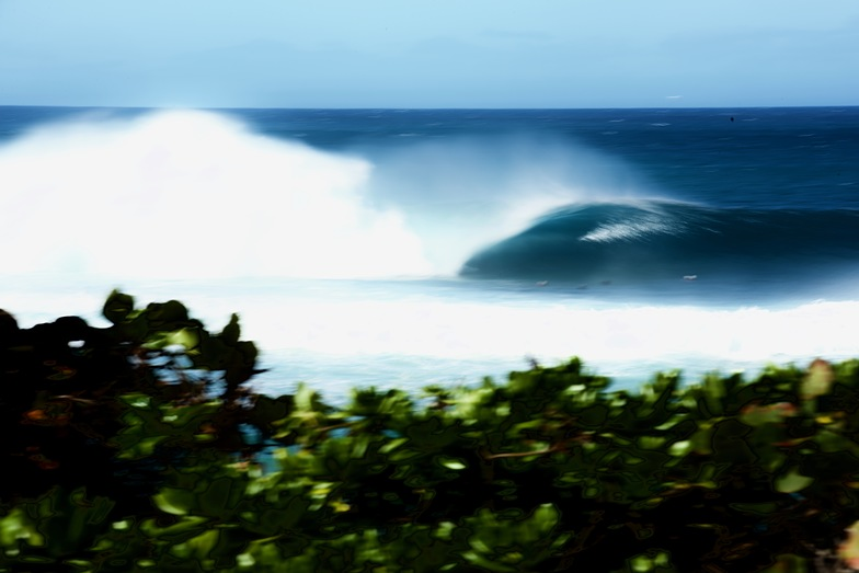 Pipeline Pumping, Banzai Pipeline and Backdoor