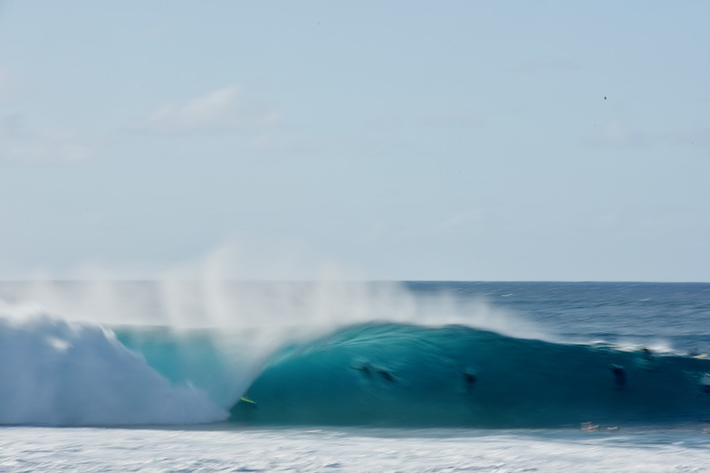 Pitted at Pipe, Banzai Pipeline and Backdoor