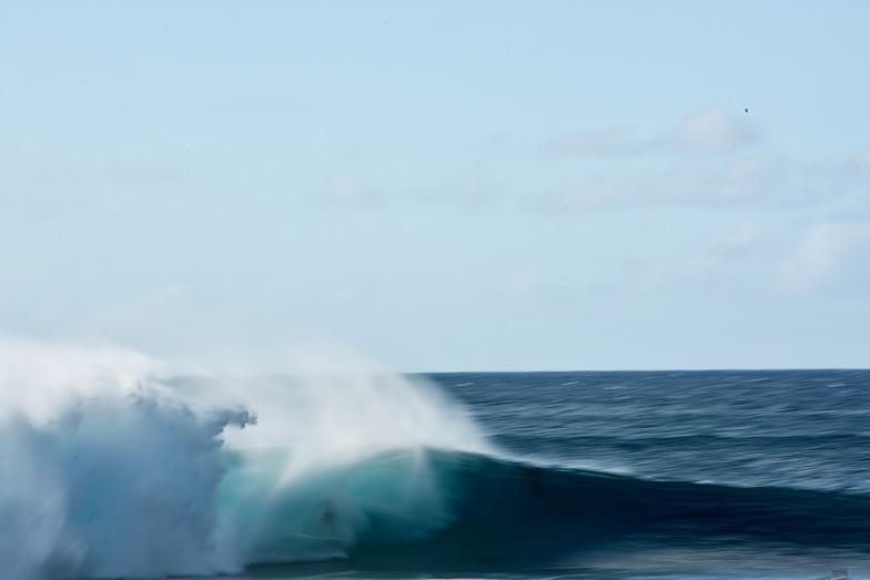 Surfers Feeling, Banzai Pipeline and Backdoor