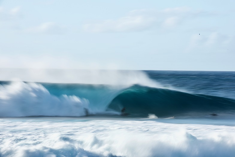 Big Barrels, Banzai Pipeline and Backdoor