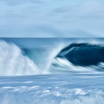 Scaley back of Pipe, Banzai Pipeline and Backdoor