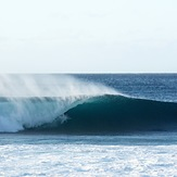The still, Banzai Pipeline and Backdoor