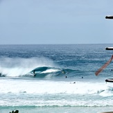 Groms Shredding, Banzai Pipeline and Backdoor