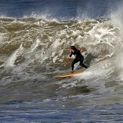 sudestada, Cardiel (Mar del Plata) photo