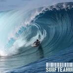 TEAHUPOO CLEAN BARRELS..... (TAHITI)