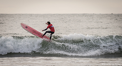 Cristobal Campos - Longboarding, La Boca Con Con photo
