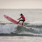 Cristobal Campos - Longboarding, La Boca Con Con