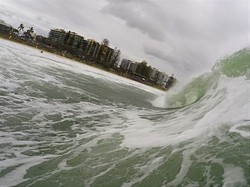 Mooloolaba beach break. photo