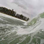 Mooloolaba beach break.