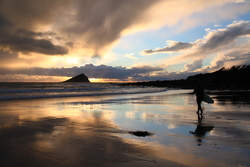 A Surfers Night Out, Wembury photo