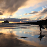 A Surfers Night Out, Wembury