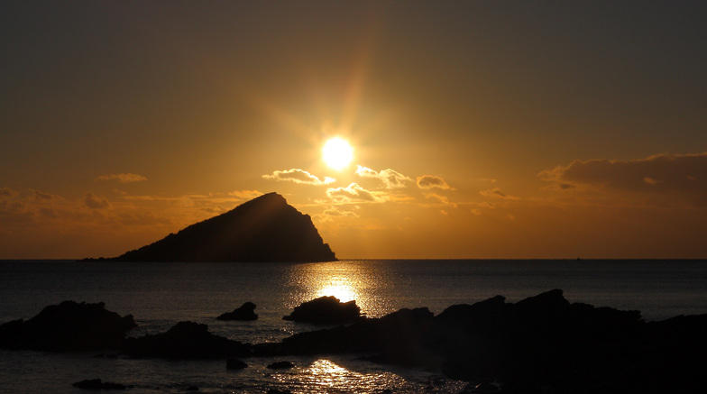 Quiet Island at Wembury