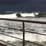 20 feet wave, Playa de San Lorenzo