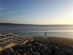 Lahinch Strand photo
