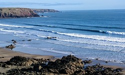 Marloes Sands photo