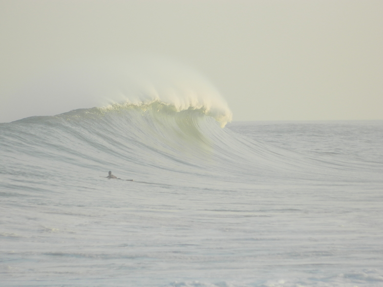 big waves, Petacalco