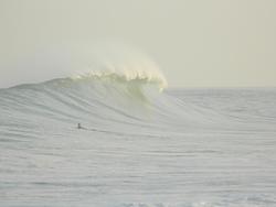 big waves, Petacalco photo