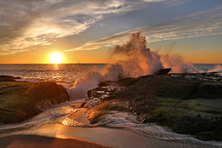 Big Surf, Laguna Beach photo