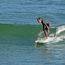 Summer swell, Rincon - Indicator
