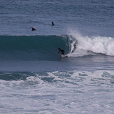Deep turn, Blacks Reef