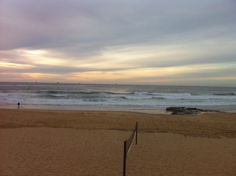 Christmas at Newy, Newcastle Beach