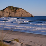 Awesome, Wharariki Beach