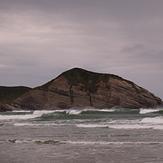 Cosy Corner, Wharariki Beach