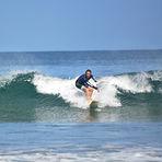 Patrick Mihalic surfing Playa Grande