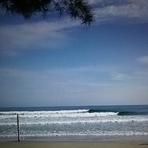 There's no surf in Sabah, Kudat (Pantai Kosuhui)