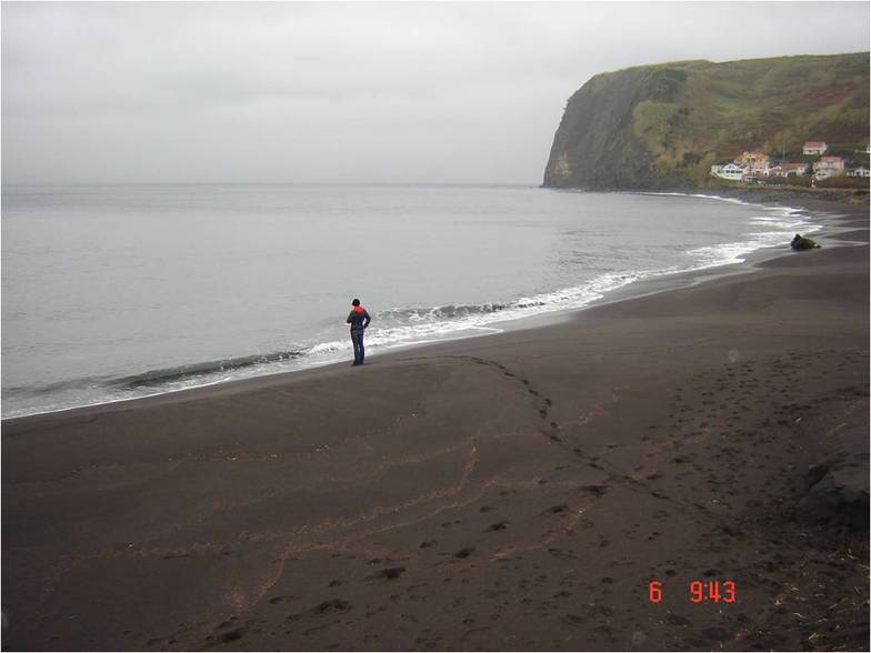 A Calm day  in Faial, Faial - Praia do Almoxarife