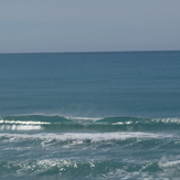 Pines - small summer swell perfection, Wainui Beach (Pines)