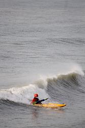 kayak, Pointe aux Oies photo