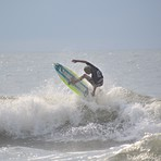 """""""Young Flyer"""", 13th Ave South Surfside"""