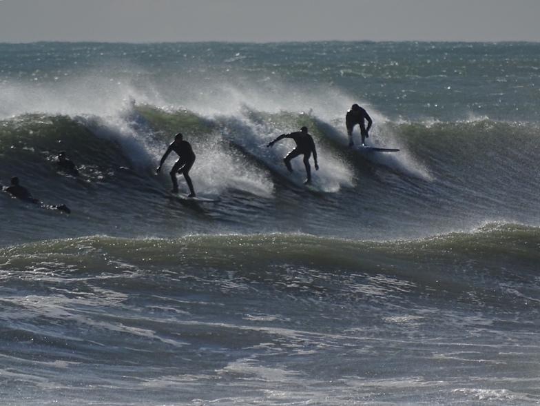 Party Wave, Waiwakaiho