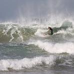 The Power of water, Playa El Palmar