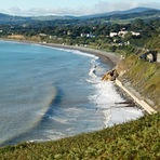 Killiney Bay, White Rocks