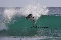 Isacc swell, Los Caracas photo