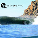 Fito surf guide deep in the berro!, Salina Cruz