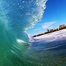 Low tide Maroochydore, Maroochydore Beach