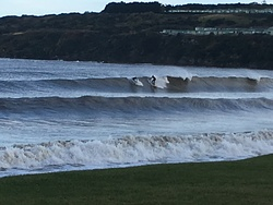 Autumn Swell, St Andrews photo