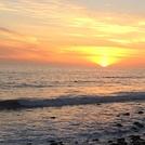 Rincon Sunset #2, Little Rincon